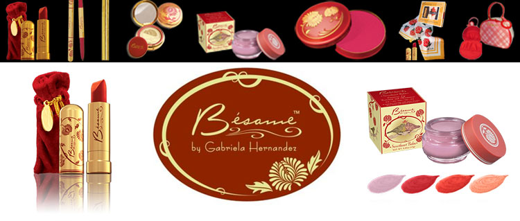 Besame Vintage Cosmetic