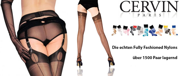 Cervin authentic Nylon Stockings